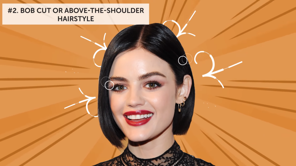 Bob hairstyle personality