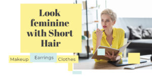 look-feminine-short-hair